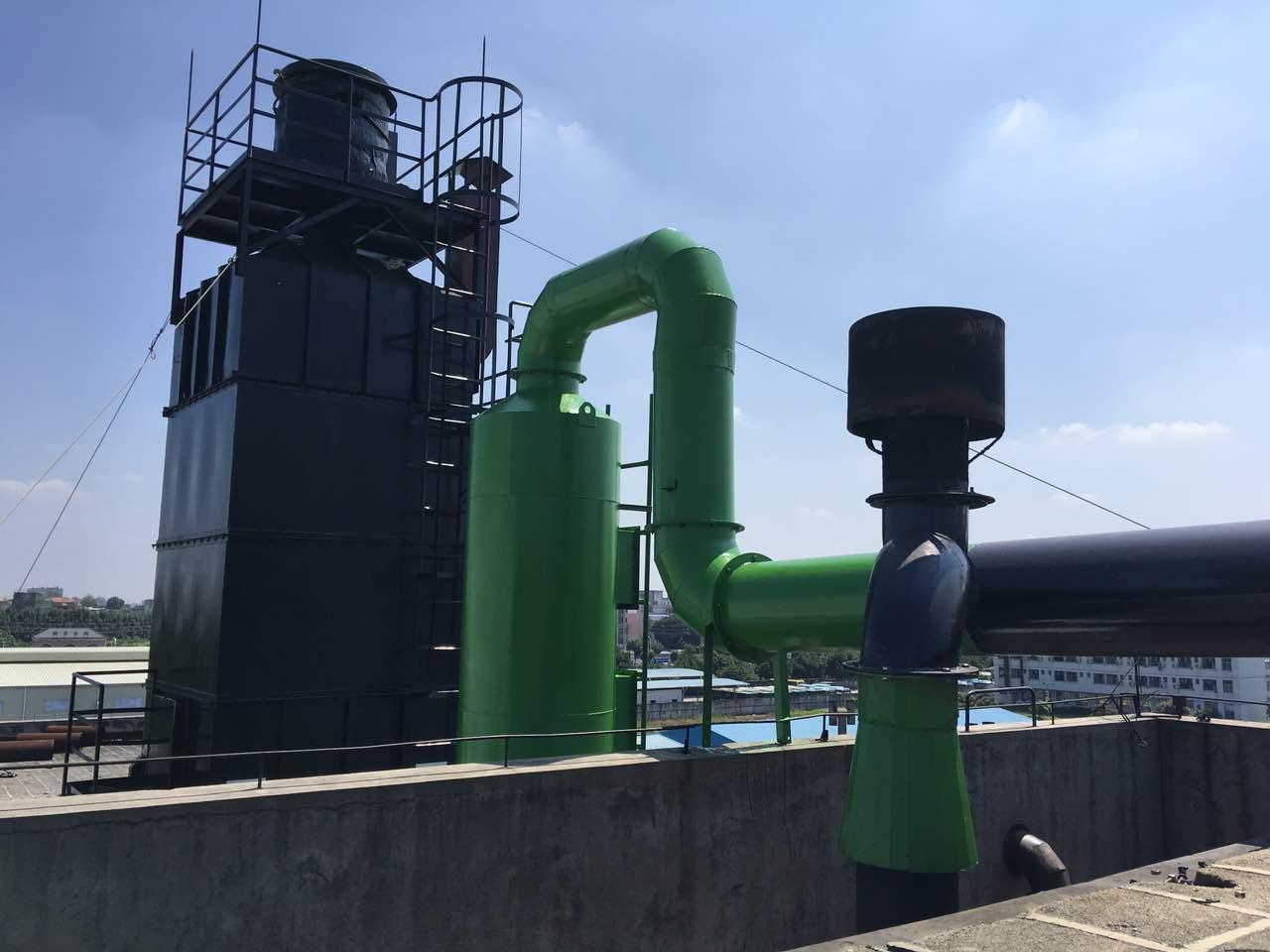 铝氧化废气处理设备