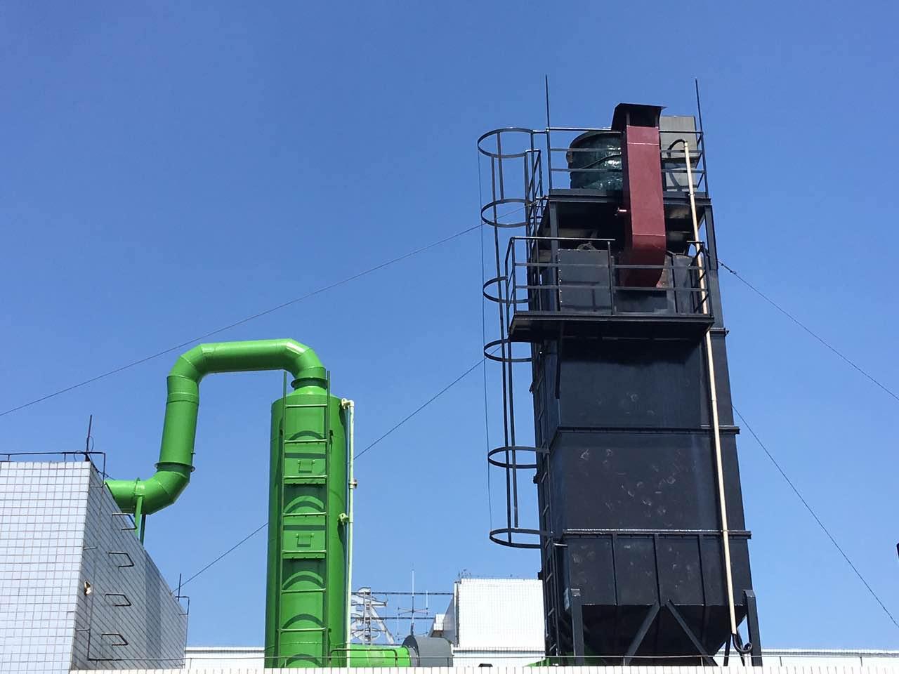 环保专业电除尘器设备定制生产厂家